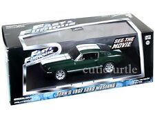 Greenlight Fast & Furious Tokyo Drift Sean's 1967 Ford Mustang 1:43 86211 Green