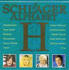 "♫♫ ""DAS SCHLAGER ALPHABET -H-"" New And Original Packed ♫ ♫ Music Germany Songs"