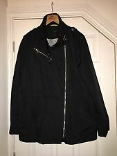 Next Ladies Black Casual Jacket Size 18