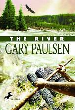 The River by Gary Paulsen (1993, Paperback)