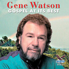 "GENE WATSON, CD ""GOSPEL AT ITS BEST"" NEW SEALED"