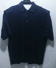 "Ben Hogan POLO Signature Collection Series ""Classic"" Players Mens NAVY POLO (XL)"