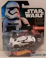 Hot Wheels Star Wars The Force Awakens First Order Stormtrooper SDCC 2015