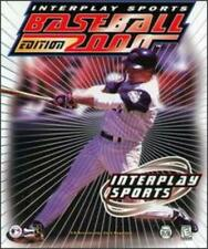 Interplay Sports Baseball 2000 PC CD manage Major League teams players game!