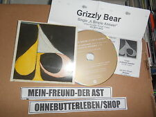CD Indie Grizzly Bear-A simple Answer (2 chanson) promo warp rec