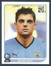 PANINI-SOUTH AFRICA 2010 WORLD CUP- #076-URUGUAY-BRUNO SILVA