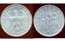 ALLEMAGNE  200 mark  1923 A  ( bis )