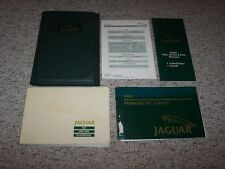 1988 Jaguar XJ-S XJS Coupe Convertible Owners Owner's Manual Handbook Set w Case