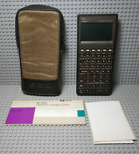 Hewlett Packard HP 48 SX - Scientific Calculator Vintage 1989