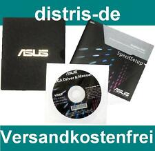 original Asus GTX580 Ti Treiber CD DVD V982 driver manual ~005 Grafikkarten Zub.