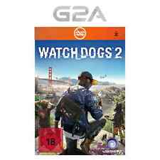 Watch Dogs 2 II Key [Action PC Spiel] UPLAY Digital Download Code [DE] [EU] NEU