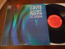 MILES DAVIS Quiet Nights COLUMBIA MONO LP 360 Sound