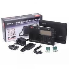 Tecsun PL600 Portable Digital Radio Receiver FM/MW/SW/LW SSB Dual Conversion