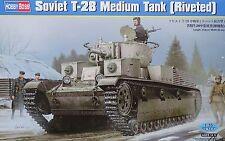HOBBYBOSS® 83853 Soviet T-28 Medium Tank (Riveted) in 1:35