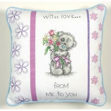 oop Anchor cross stitch kit Tatty Teddy  Me to you.TT203 With Love Cushion