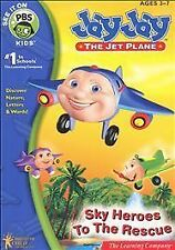 Jay Jay the Jet Plane: Sky Heroes to the Rescue (Windows/Mac, 2002)