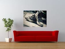 MADE FOR DANCING CONVERSE ALL STAR GIANT ART PRINT PANEL POSTER NOR0090