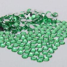 Wholesale 1000Pcs Facets Resin Rhinestone Gem Flat Back Crystal AB Beads 2mm DIY