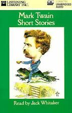 Cassette Bookshelf Ser.: Mark Twain Short Stories Set by Mark Twain (1999, Casse