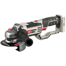 Cast Metal 4.5-in 20-Volt Cordless Angle Grinder Home Tool-Free Yard Power Tools