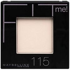 MAYBELLINE FIT ME PRESSED POWDER # 115 IVORY  9gm FACE POWDER MAKEUP FOUNDATION