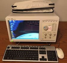 Agilent ( Keysight ) 16902A Logic Analyzer w/ 3x 16950B (4MB), 204-Ch, 12x Pods