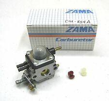 New OEM Zama CARBURETOR Carb Mantis Tiller Cultivator 7222 w/ SV-5C Echo Engine