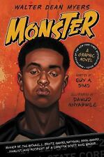 Monster: Monster by Walter Dean Myers and Guy A. Sims (2015, Paperback)