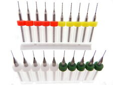 20 pack .4mm .5mm .6mm .7mm Micro Drill Bit Kit Modeling Watch Repair more...