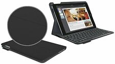 Logitech Type+ Wireless Keyboard Folio Case Liquid Repellent Fabric - iPad