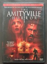 The Amityville Horror (DVD, 2005, Widescreen) Ryan Reynolds