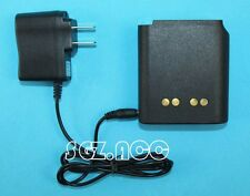 5000mA Replacement BATTERY + Charger fits MOTOROLA SABER ASTRO 5000 mAh