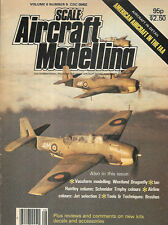 Scale Aircraft Modelling 6 8 FAA Aircraft Vacuform Westland Dragonfly Schneider