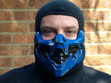 HA Cyborg Sub-Zero BD Airsoft Cosplay mask - Made to order -