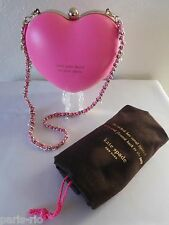 New Kate Spade New York Ooh La La Bellini Heart Shaped Cross body Bag, Purse!