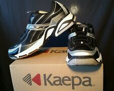 Kaepa Womens Running Shoes - Ace 5480 - Black/Silver - Size:9.5