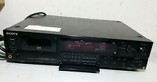 Sony DTC-60ES DAT Recorder Player Digital Audio Tape Deck / NO Remote control
