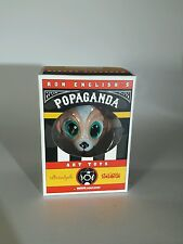 Mindstyle Ron English popaganda circus sideshow rare sold out dog