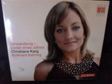 Christiane Karg - Lieder Eines Jahres   -Burkhard Kahring