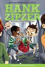 Barfing in the Backseat #12: How I Survived My Family Road Trip Hank Zipzer