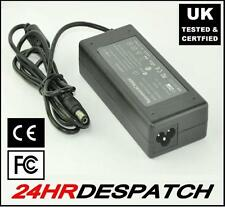 UK Certified Laptop Charger for 15V 6A Toshiba satellite A100-01G PA2521E-2AC3
