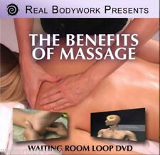Massage Video - Benefits Of Massage Waiting Room Loop, Massage Marketing 127 Min