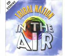 Tribal Nation - In The Air - CDS - 1997 - Eurohouse Stevie H. Rick Pier O'Neil