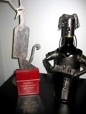 MINIATURE FRAPIN COGNAC EXTRA EMPTY BOTTLE AND SIGNATURE BOX - GREAT FOR DISPLAY