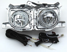Toyota Land Cruiser FJ200 URJ20 2012-2015 Front FOG LAMP LIGHTS Silver one set