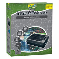 Tetra Pond Submersible Flat Box SF1 Pond Filter