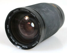 28-200MM F3.5-5.3 MACRO LENS FOR CANON FD MOUNT