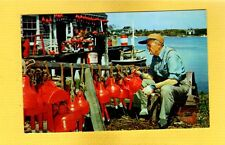 used Ogunquit,York County,Maine,ME painting Lobster Bouys