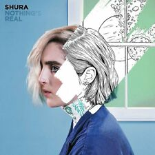 Nothing's Real - Shura (CD Digipak, 2016, Universal) - FREE SHIPPING