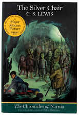 The Silver Chair The Chronicles of Narnia Book 6 C.S. Lewis Full-Color Collector
